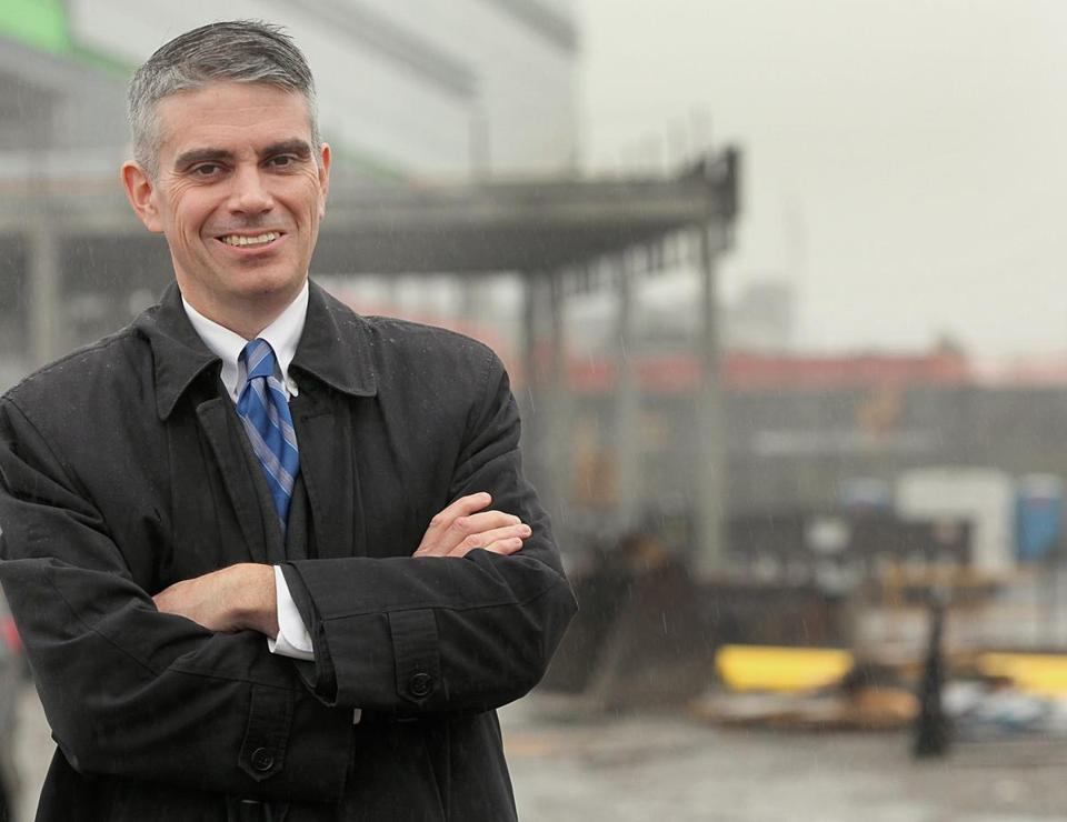 Brian Golden was named permanent director of the Boston Redevelopment Authority on Wednesday.